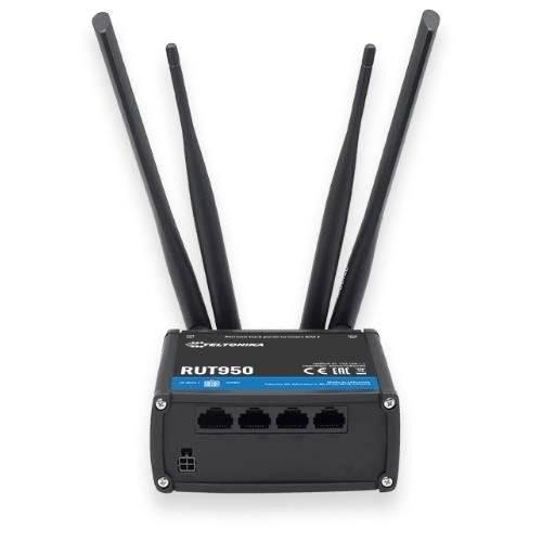 Router Teltonika RUT950U022C0 3x RJ-45 10/100 Mb/s